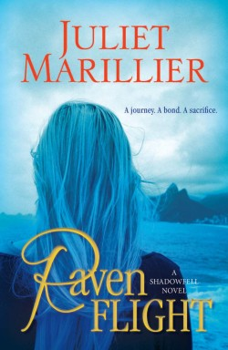 Marillier_Raven flight