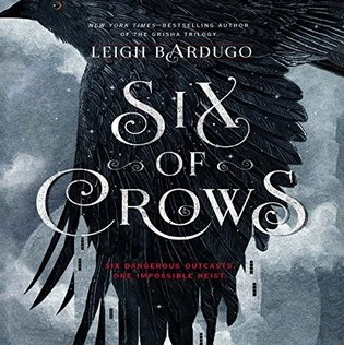 bardugo-Six of Crows cover