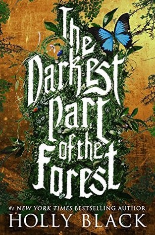 black -Darkest part of the forest