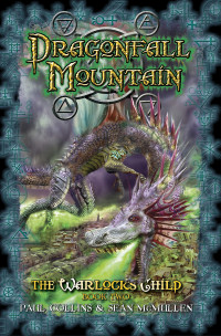 collins_Book 2 - Dragonfall Mountain - front cover