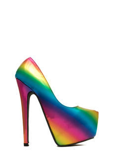 go jane_rainbow shoes