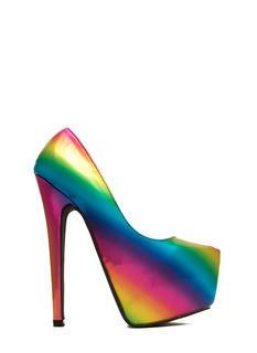 go jane_rainbow shoes