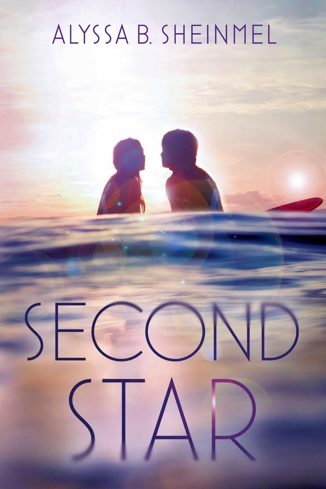 sheinmel_SecondStar_CoverReveal